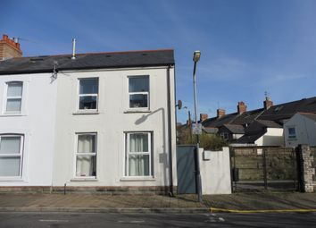 Thumbnail 2 bed end terrace house for sale in Bradley Street, Roath, Cardiff