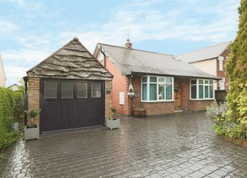 Thumbnail 3 bed detached bungalow for sale in High Leys Road, Hucknall, Nottingham