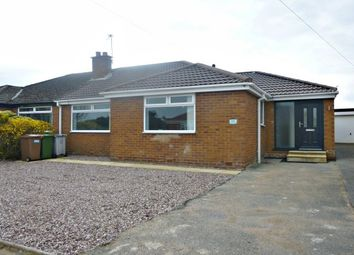 Thumbnail 4 bed semi-detached bungalow to rent in Haddon Drive, Heswall, Wirral