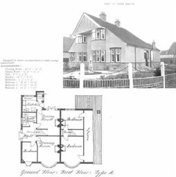 Thumbnail 3 bed semi-detached house for sale in Cavendish Avenue, Sidcup, Kent