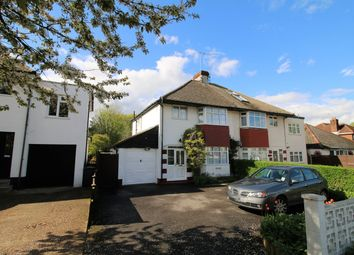 3 bed semi-detached house for sale in Winchester Road, Basingstoke RG21