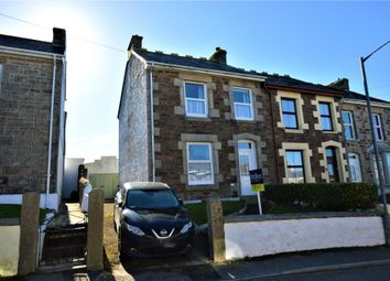 Thumbnail 3 bed end terrace house for sale in Sidney Terrace, Redruth