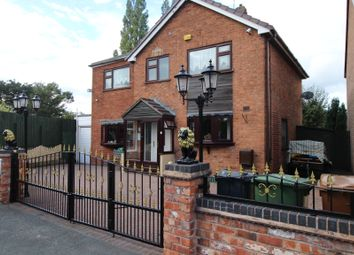 Thumbnail 4 bed detached house for sale in Riding Way, Willenhall