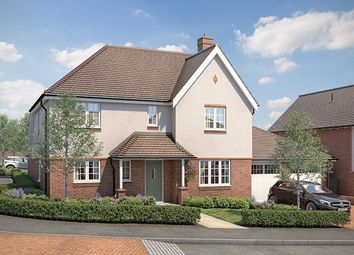 """Thumbnail 4 bed property for sale in """"The Danbury"""" at Crouch Lane, Goffs Oak, Waltham Cross"""