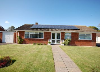 Thumbnail 3 bed detached bungalow to rent in Fox Field, Everton, Lymington