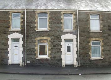 Thumbnail 2 bedroom terraced house to rent in Ystrad Road, Fforestfach, Swansea