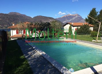 Thumbnail 7 bed villa for sale in Como Lake, Lierna, Lecco, Lombardy, Italy