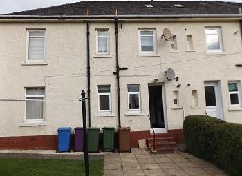 Thumbnail 2 bed property to rent in Cloberhill Road, Knightswood, Glasgow, 2Lb