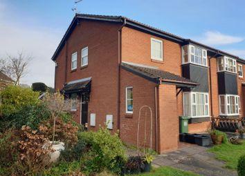 Thumbnail 2 bedroom flat for sale in Eckford Park, Wem, Shrewsbury