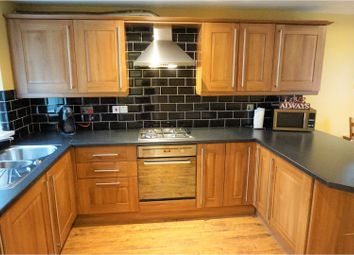 Thumbnail 4 bed terraced house for sale in Donore Crescent, Antrim