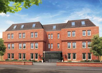 Thumbnail 1 bed flat for sale in Park Road, City Centre, Peterborough