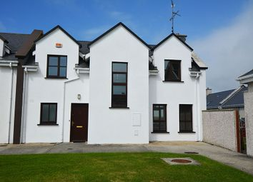 Thumbnail 3 bed semi-detached house for sale in No. 8 Ard Na Ba, Kilmore Quay, Co. Wexford County, Leinster, Ireland