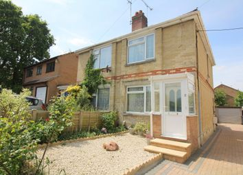 Thumbnail 2 bed semi-detached house for sale in Palmerston Road, Upton, Poole