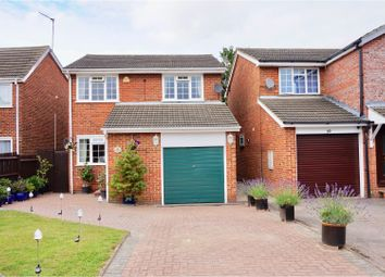 Thumbnail 3 bed detached house for sale in Wheat Croft, Bishop's Stortford