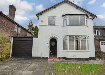 Thumbnail 3 bed detached house for sale in Alders Green Avenue, High Lane, Stockport