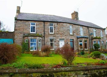Thumbnail 3 bed end terrace house for sale in Glendale Road, Wooler, Northumberland