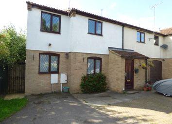 Thumbnail 3 bedroom town house for sale in Arreton Court, Alvaston, Derby
