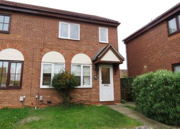 Thumbnail 3 bed semi-detached house to rent in Bunyan Road, Biggleswade, Beds