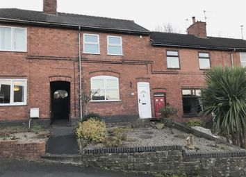 Thumbnail 3 bed terraced house for sale in Lowes Hill, Ripley