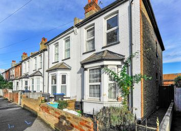 Thumbnail 3 bed semi-detached house for sale in Hampden Road, Kingston Upon Thames