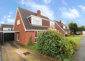 Thumbnail 3 bed semi-detached house for sale in Dewlands, Oakley, Bedford