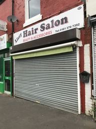 Thumbnail Retail premises for sale in Ashton New Road, Openshaw, Manchester
