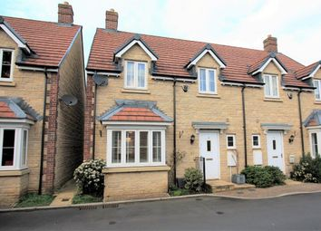 Thumbnail 4 bed semi-detached house for sale in Coffin Close, Highworth