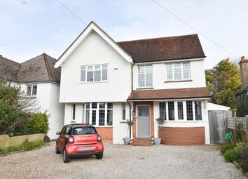 Thumbnail 4 bed detached house for sale in Kings Drive, Eastbourne