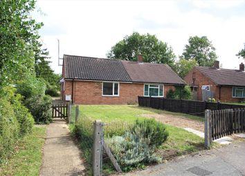 Thumbnail 2 bedroom semi-detached bungalow for sale in St. Vincents Close, Girton, Cambridge