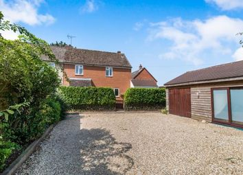 Thumbnail 3 bed end terrace house for sale in Ropley, Alresford, Hampshire