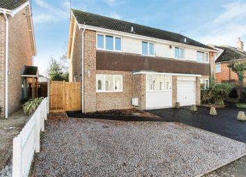 Thumbnail 3 bed semi-detached house for sale in Victoria Terrace, Cheltenham