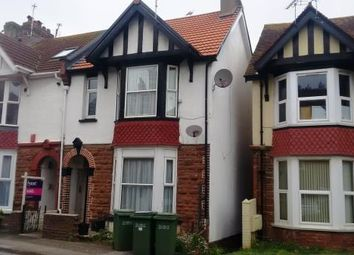 Thumbnail 1 bed flat for sale in Ground Floor Flat, 18 Church Street, Paignton, Devon