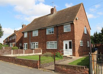 Thumbnail 3 bed semi-detached house for sale in Prince Charles Road, Worksop