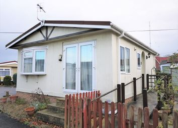 Thumbnail 2 bed mobile/park home for sale in Byways Park, Strode Road, Clevedon