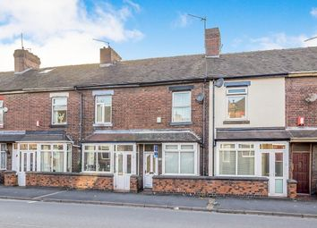 Thumbnail 2 bed terraced house for sale in Chell Street, Stoke-On-Trent