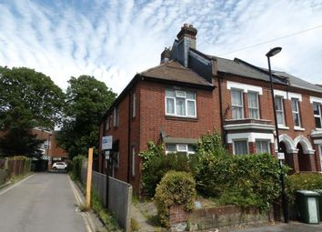 Thumbnail 3 bed end terrace house for sale in Ordnance Road, Southampton
