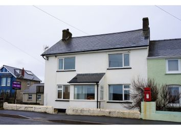 Thumbnail 4 bed end terrace house for sale in High Street, Borth
