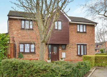 Thumbnail 5 bedroom detached house for sale in Edgecote, Great Holm, Milton Keynes