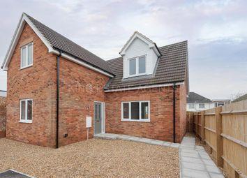 Thumbnail 3 bed detached house for sale in St. Matthews Court, Bletchley, Milton Keynes, Buckinghamshire