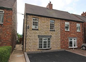 Thumbnail 2 bed semi-detached house to rent in Jean Street, Baddesley Ensor, Atherstone, Warwickshire