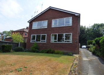 Thumbnail 2 bed flat for sale in Hollinwood Road, Disley, Stockport