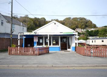 Thumbnail Retail premises for sale in Pendine, Carmarthen