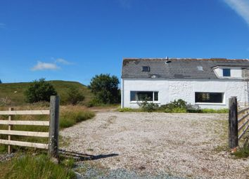 Thumbnail 3 bed semi-detached house for sale in 1 Herebost, Dunvegan, Isle Of Skye