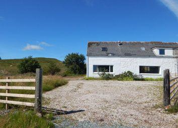 Thumbnail 3 bedroom semi-detached house for sale in 1 Herebost, Dunvegan, Isle Of Skye