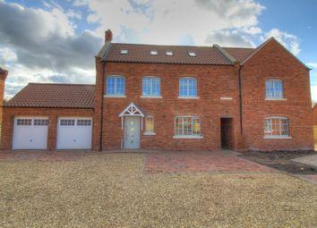 Thumbnail 4 bed link-detached house for sale in Hawksworth Road, Screveton, Nottingham