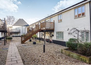 Thumbnail 2 bed flat for sale in The Maltings, Diss