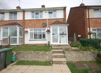 Thumbnail 3 bed end terrace house for sale in Brompton Close, Kingswood, Bristol