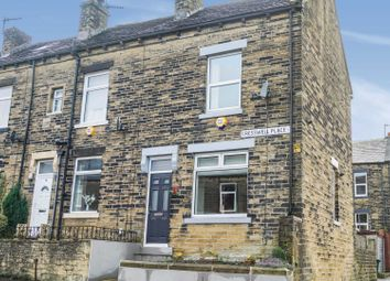 Thumbnail 2 bed end terrace house for sale in Cresswell Place, Bradford