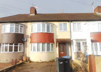 Thumbnail 3 bed terraced house for sale in Shirley Grove, Edmonton