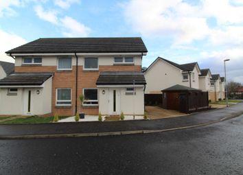 Thumbnail 2 bedroom semi-detached house for sale in Gilmour Gardens, Stevenston